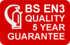BSEN3 quality manufacture of fire extinguishers